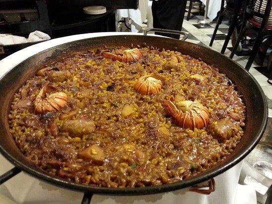 Paella Restaurante 7 Portes