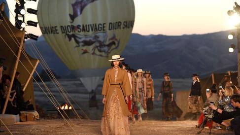 Coleção Cruise Dior 2018, em Los Angeles