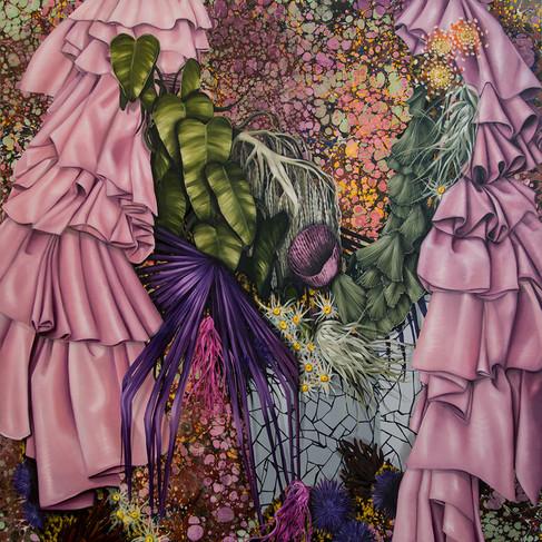 Imperdível exposição de Mariana Palma na Casa Triângulo