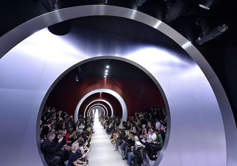 A superprodução da Dior na PFW