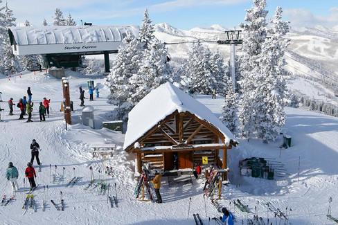 Park City, um dos melhores destinos de ski do mundo