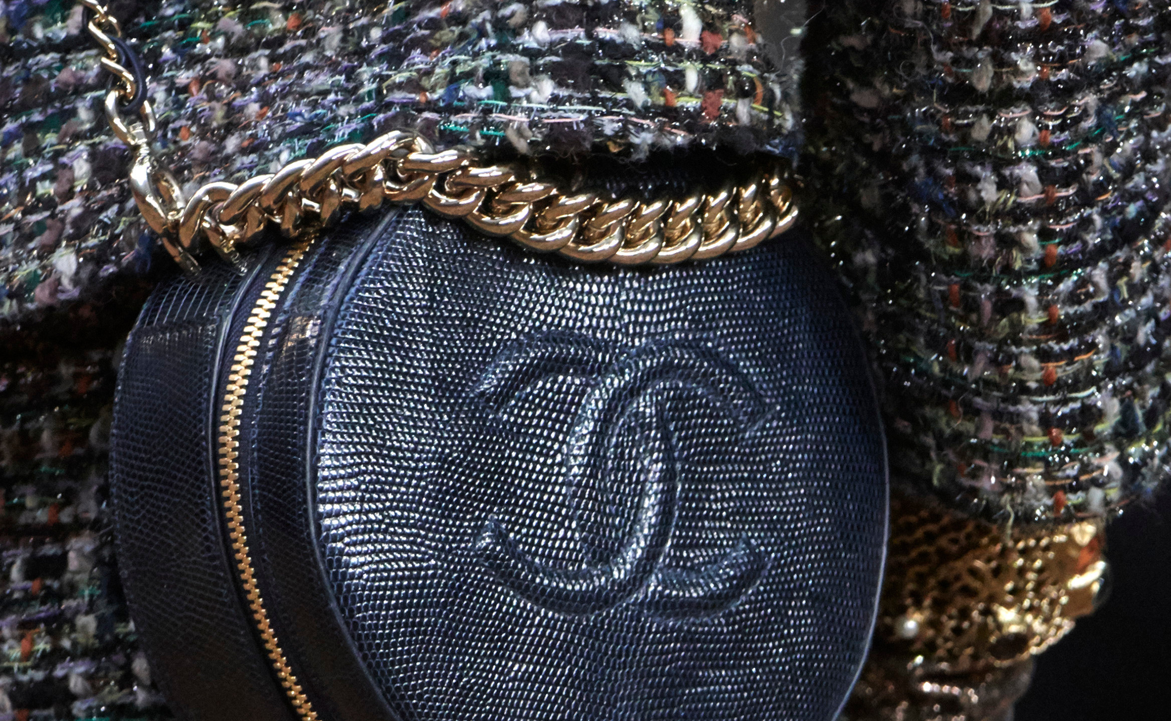 Detalhes Chanel inverno 18/19