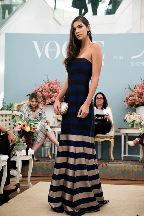Shopping Leblon arma evento com Vogue Noiva