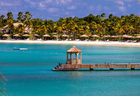Jumby Bay Island, o mais luxuoso refúgio no Caribe