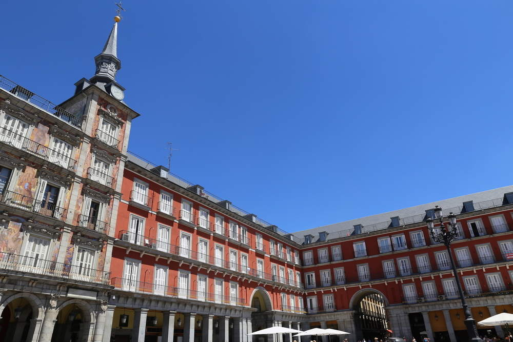 Plaza Mayor Madri