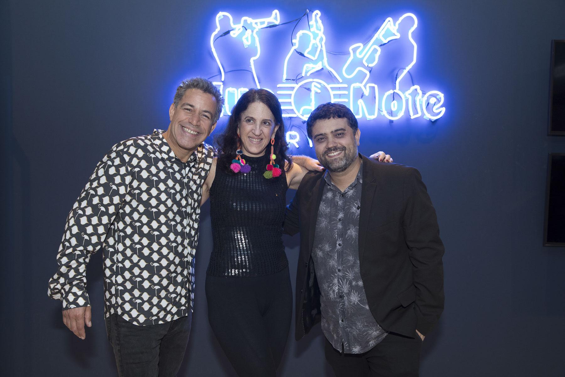 Luis Calainho, Aniela Jordan e Flavio Pinheiro_K9A7445