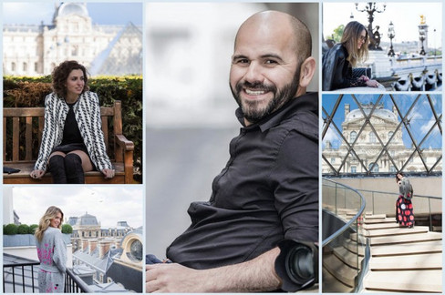 Seu fotógrafo particular em Paris