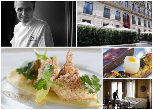 Restaurante Le Gabriel em Paris ganha sua segunda estrela no Michelin