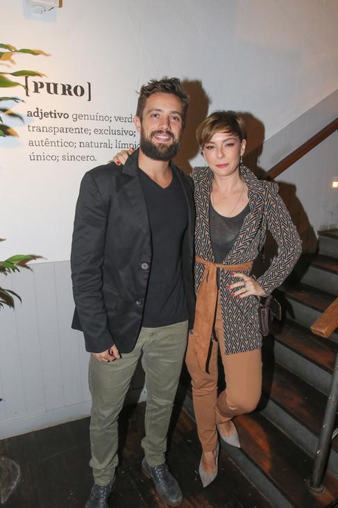 Chef Pedro Siqueira festeja novidades no Puro