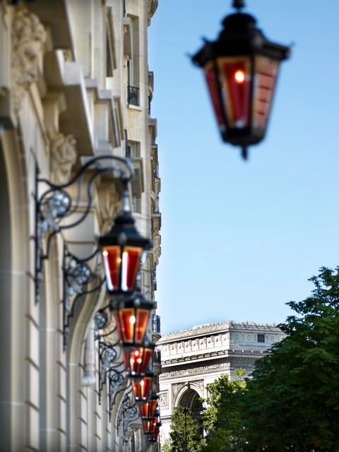 Le Royal Monceau, conceito puro de arte e sofisticação