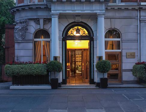 Cadogan Hotel em Londres reabre depois de reforma de 48 milhões de dólares
