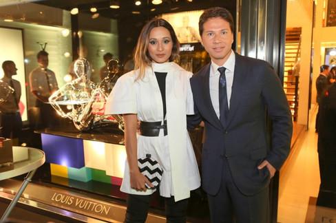 Louis Vuitton comemora 25 anos no Rio de Janeiro