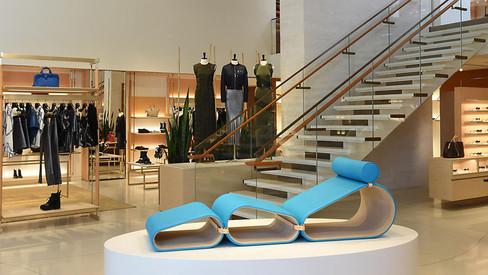 """Viajando literalmente no design -""""Objets Nomades""""da Louis Vuitton"""