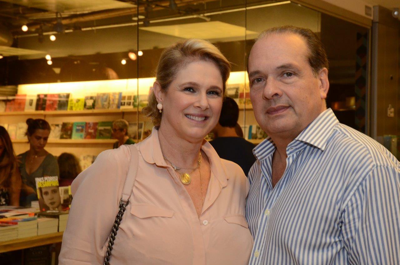 Gloria e Luiz Severiano Ribeiro