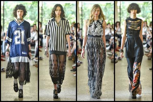 Sao Paulo Fashion Week na sua 42ª edição