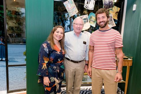 Granado reinaugura loja no Leblon e lança livro contando sua linda história