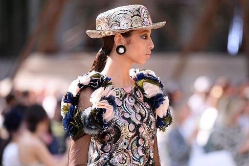 """Grandes momentos da semana de """"Haute Couture"""" em Paris"""