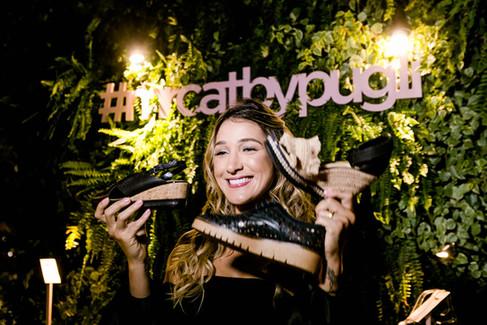 Gabriela Pugliesi pisa firme no mercado fashion