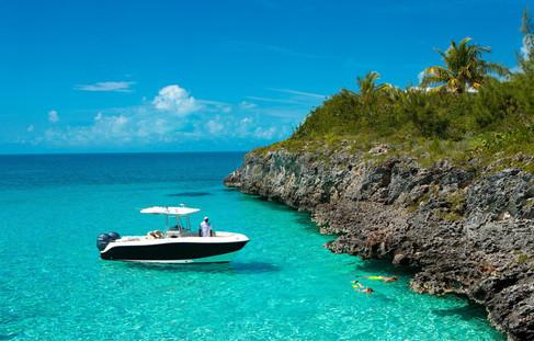 O melhor destino do Caribe agora é Bahamas