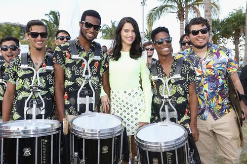 Veuve Clicquot arma festa de Carnaval em Miami
