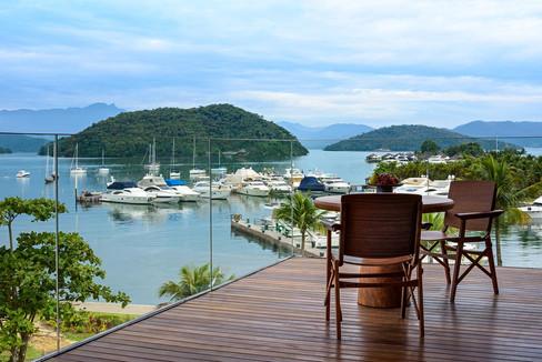 O design e serviço de excelência é o destaque do Hotel Fasano em Angra dos Reis