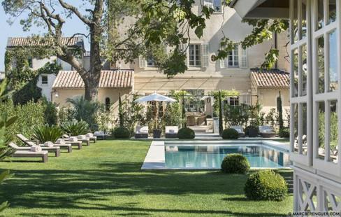 O luxuoso Château d'Estoublon é a mais nova propriedade da Oetker Collection
