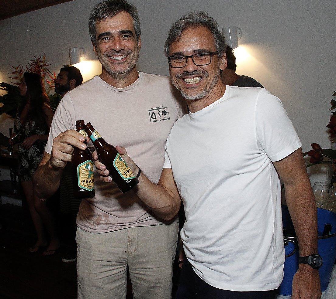 Tunico Vilanova e Flavio Pelegrini