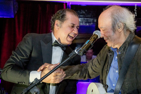Festa de 60 anos do empresário Catito Peres agita o Rio