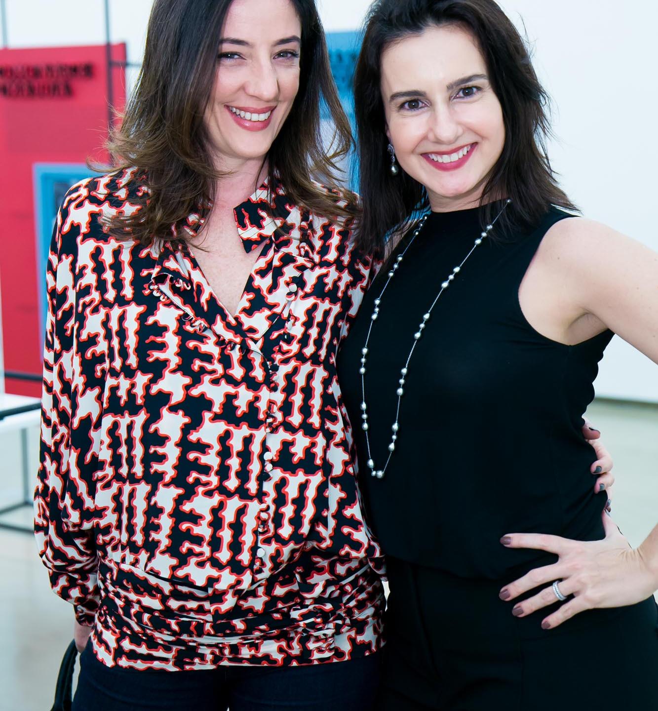 Flavia Annunziato e Carla Ladogano