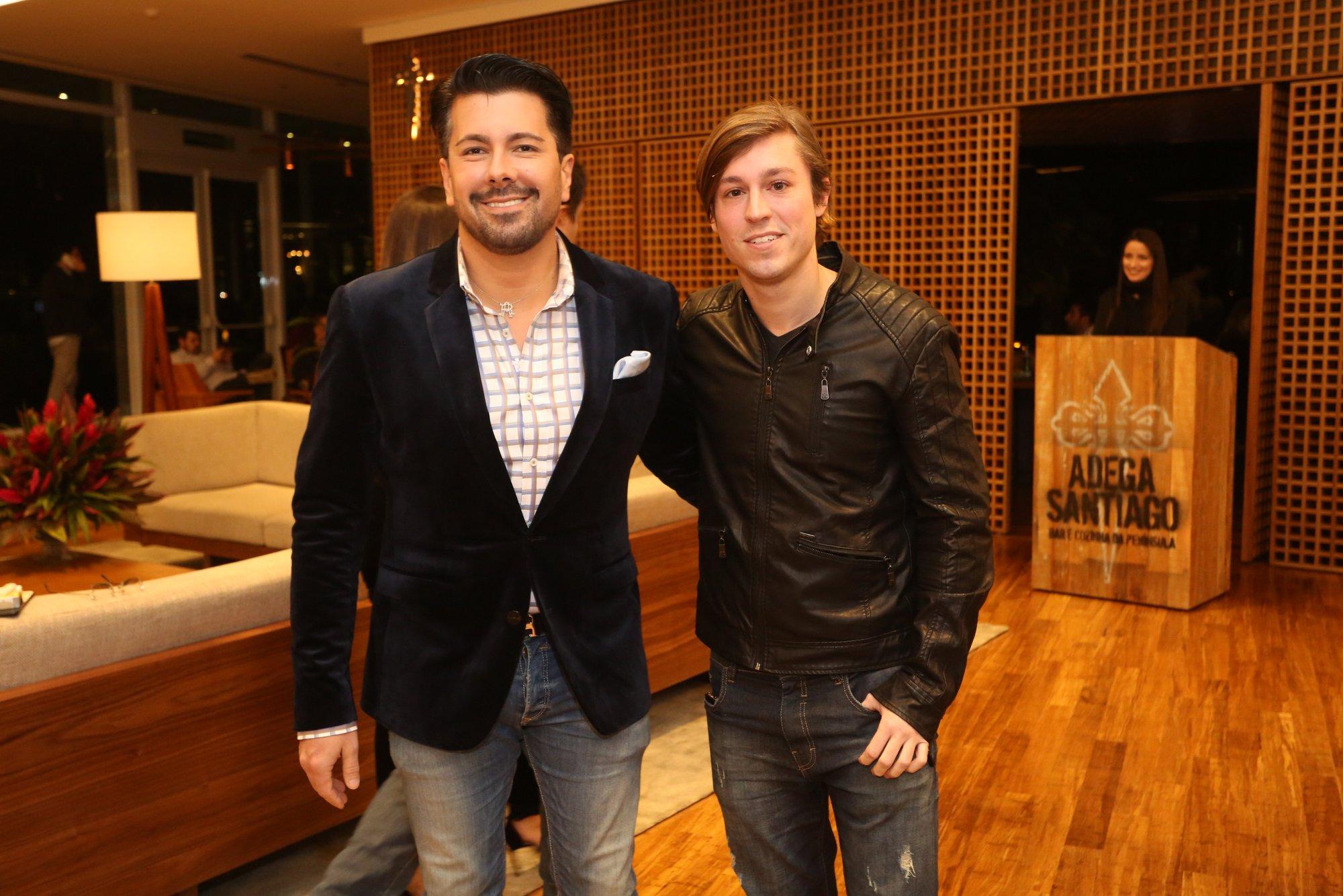 Andre Ramos e Gabriel 4849