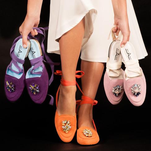 Marca carioca de sapatos Not A Shoe, volta com força total