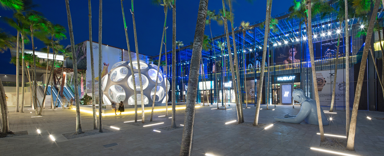 Palm Court - Miami Design District