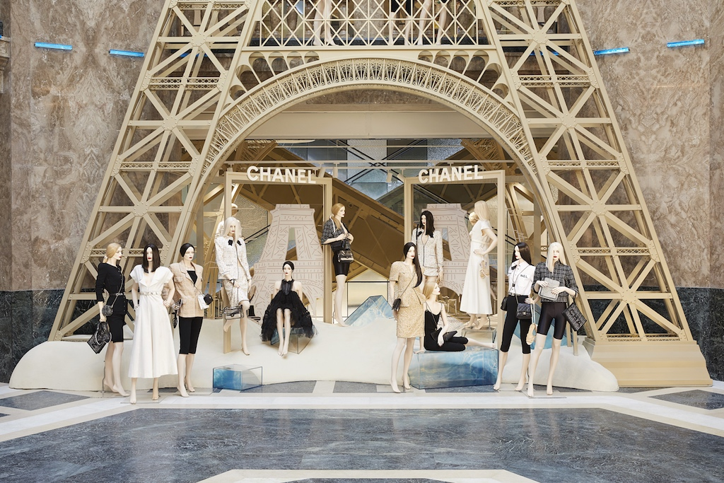 Chanel Store Galeries Lafayette