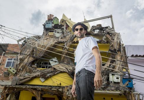 Galeria Nara Roesler apresenta primeira exposição individual de JR no Brasil