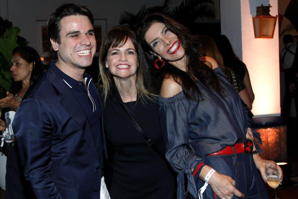 Beto Pacheco, Solange Francisco e Patricia Brandao-2
