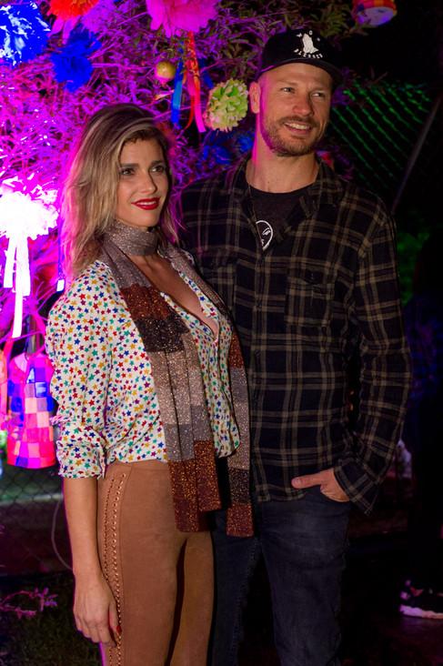 Arraial da Arara, festa junina reuniu o melhor casting do Rio