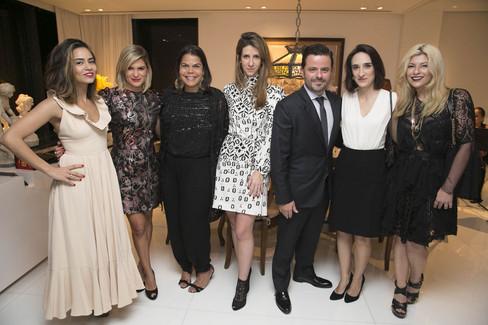 Jantar elegante celebra parceria fashion entre Louis Vuitton e Dona Santa