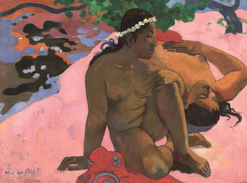 A arte de Gauguin no Grand Palais