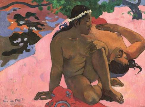 A arte de Gauguin no Grand Palais