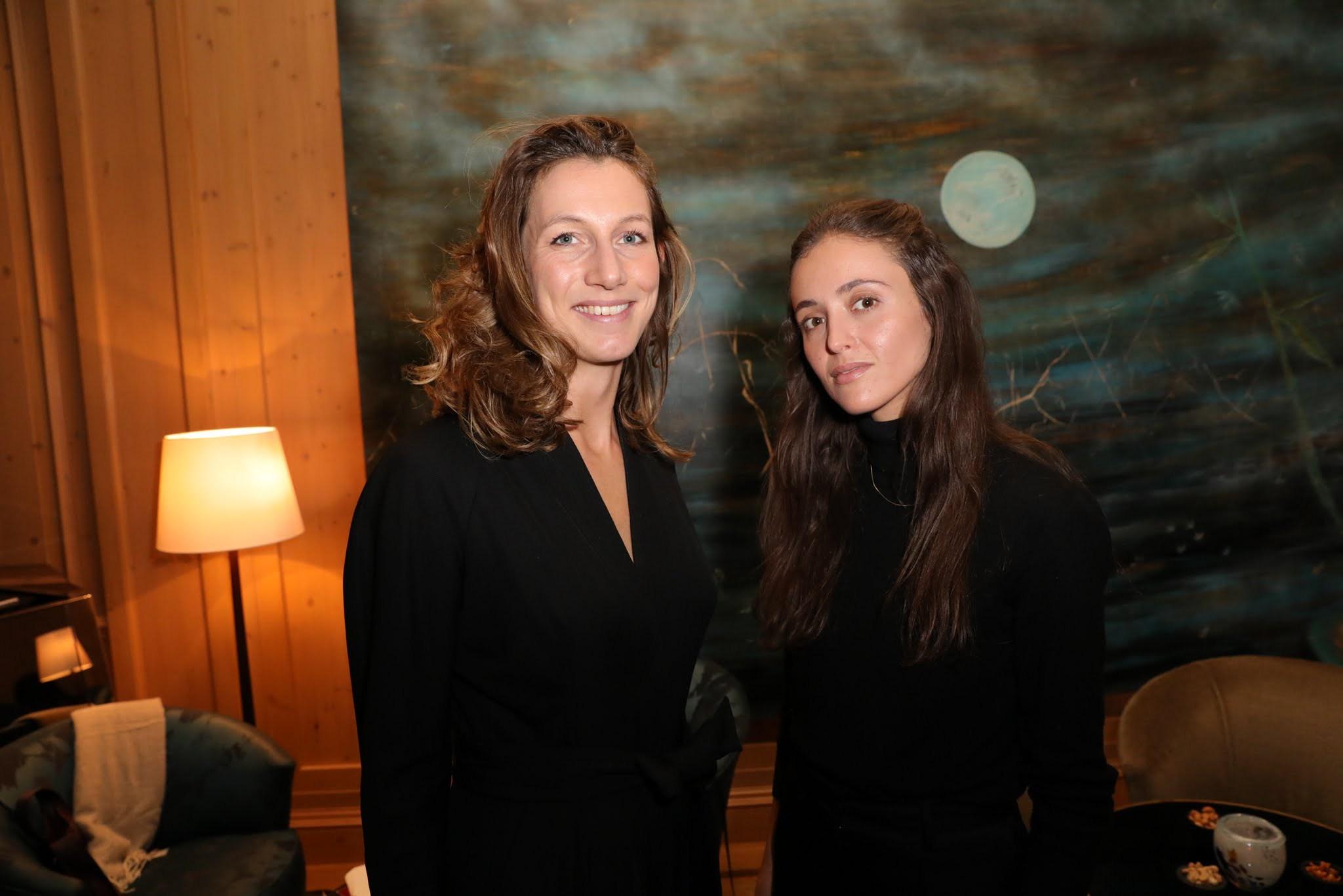 Jenna Aurioul e Barbara Cassassola