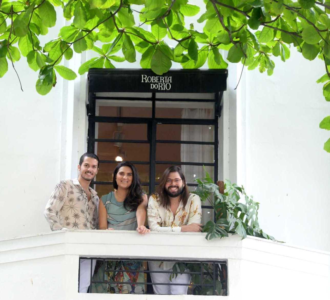 1_Patrick Doering, Roberta do Rio e Thomaz Azulay