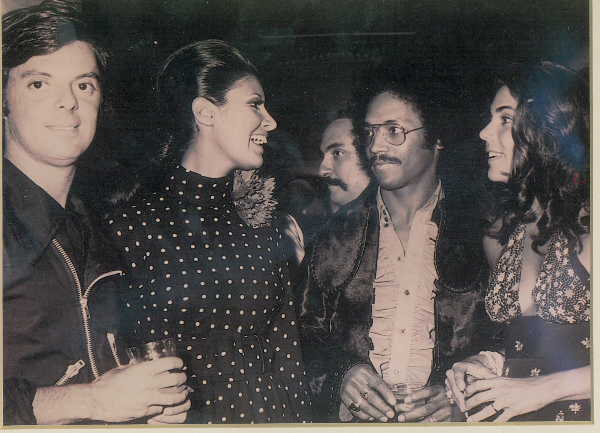 Guilherme Guimarães, Gisella Amaral e Lionel Richie