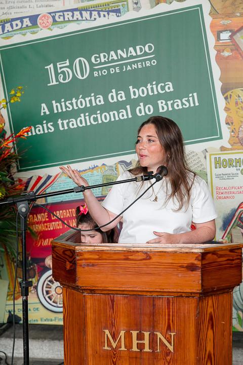 Imperdível a exposição comemorativa dos 150 anos da Granado no MHN