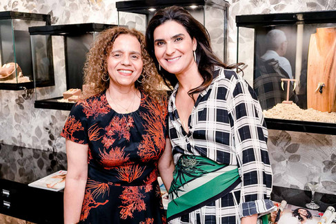 Roberta do Rio e Andrea Marques, parceria cheia de estilo