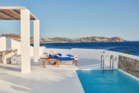 Katikies Mykonos, o mais novo hotel boutique da ilha