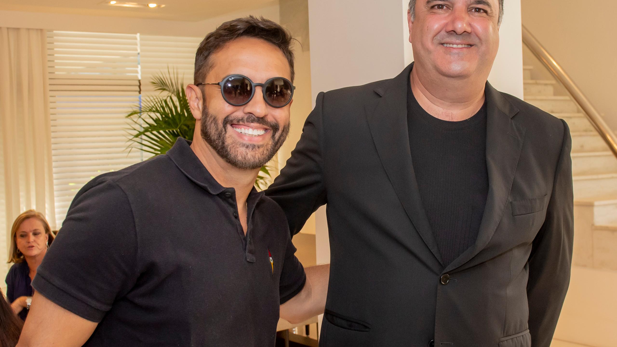 Alexandre Cardim e Pedro Torres