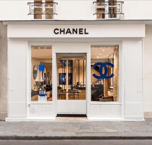 Chanel agora no coração do Marais @Paris