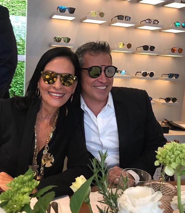 Beth Pinto Guimarães e Wander Gomes