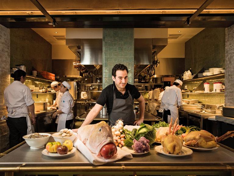 Le Coucou, Chef Daniel Rose