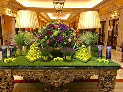 Que tal um chá da tarde especial no The Dorchester para celebrar Wimbledon?